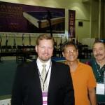Noel with BCA President, Simonis President Ivan Lee